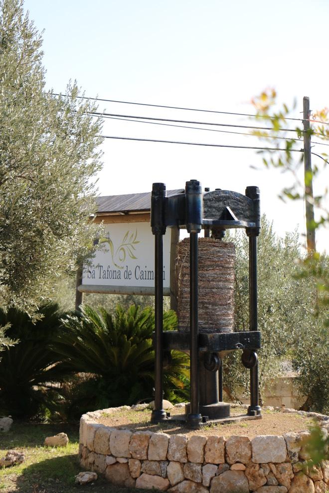 Sa Tafona de Caimari auf Mallorca