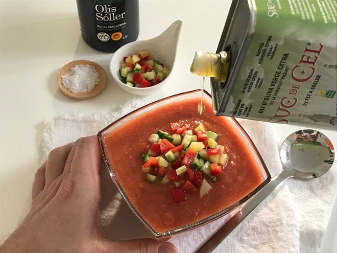 Fet a Sollér Olivenöl