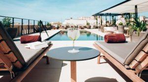 Rooftop-Bar Sant Francesc Hotel Palma