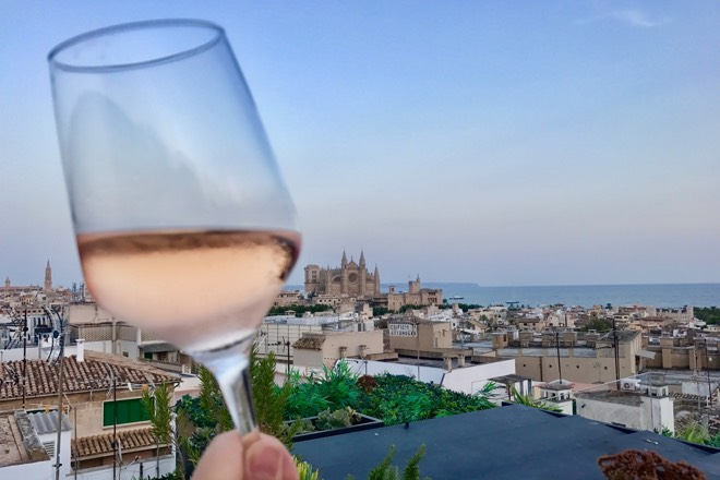 Rooftop-Bars in Palma de Mallorca