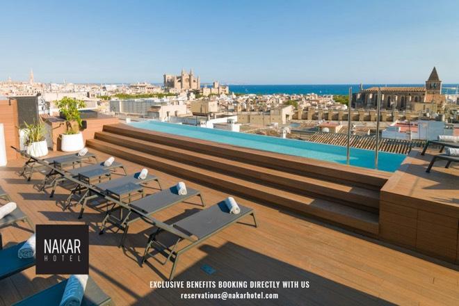 Palma De Mallorca Hotel Am Hafen
