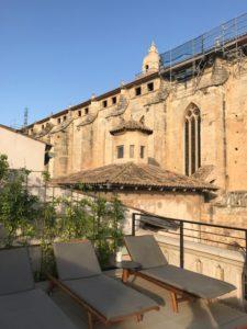 Terrasse Sant Francesc Hotel Singular