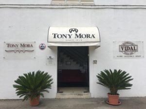 Tony Mora in Alaró