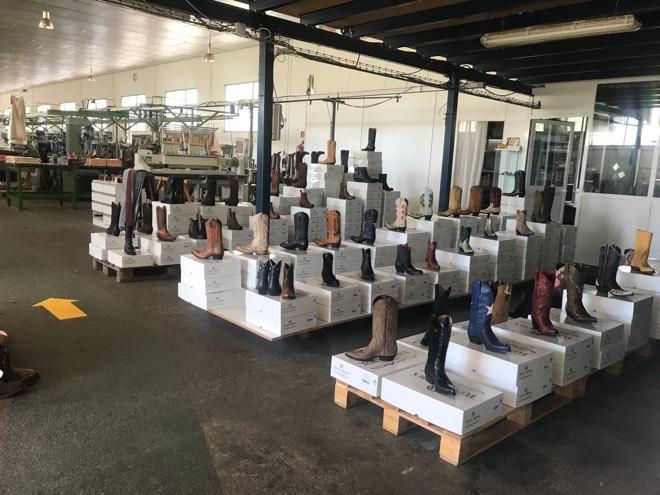 Tony Mora Boots Fabrikverkauf