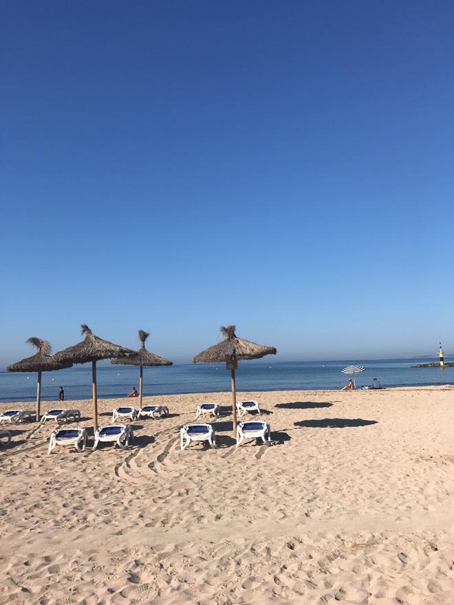 Playa Ciudad Jardin Mallorca