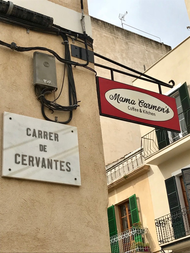 Mama Carmens in Santa Catalina