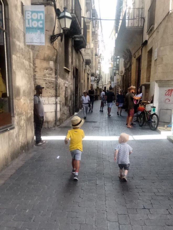 Familienurlaub auf Mallorca in Palma