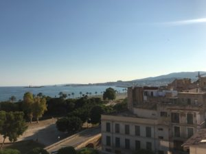Ausblick vom Hotel Es Princep in Palma de Mallorca