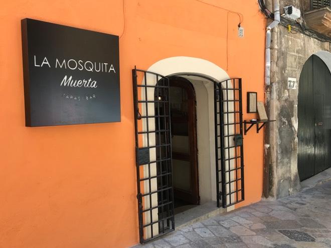 La Mosquita Muerta in Palma