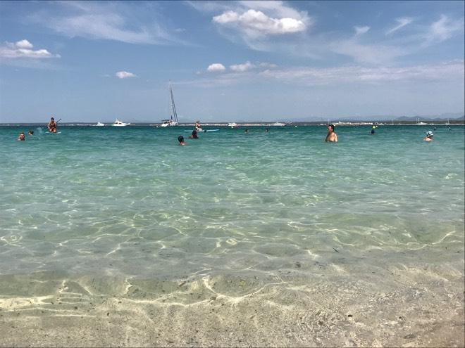 Mallorcas letzte Geheimnisse Sanddiebe