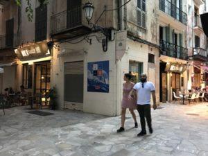 Mallorca Urlaub 2019 Palma am Abend
