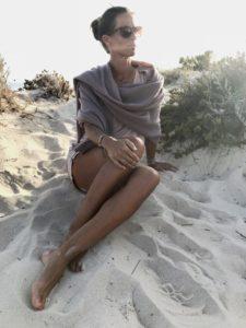 Yoga auf Mallorca mit Jeanette Fuchs