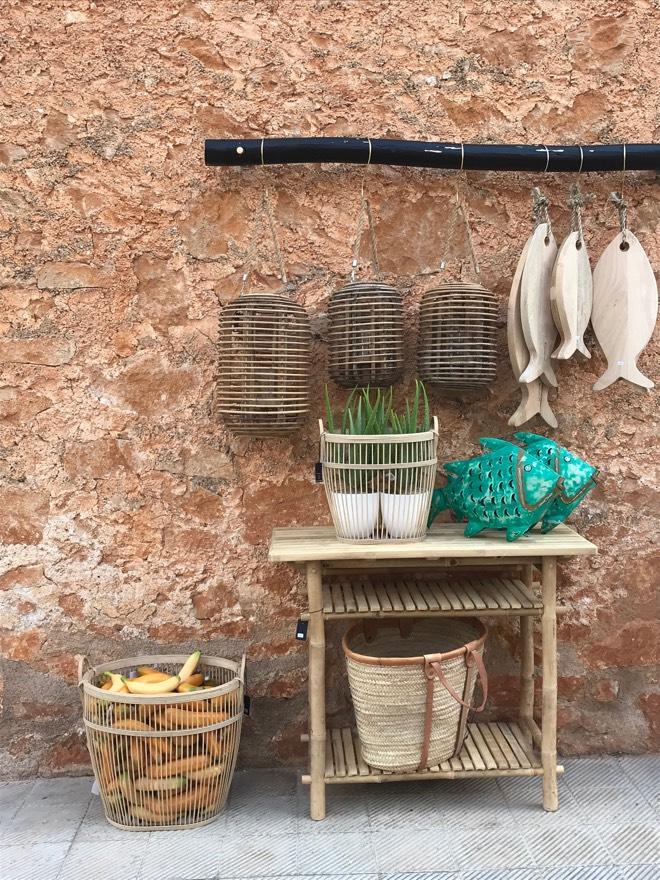 Märkte auf Mallorca Santanyi