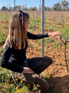 Julia Lorenzens vom Weingut Son Campaner