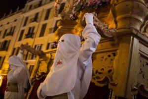 Ostern auf Mallorca Prozession in Palma