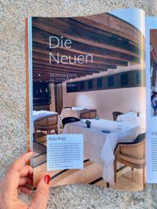 Die neuesten Restaurants im Magazin Mallorca geht aus