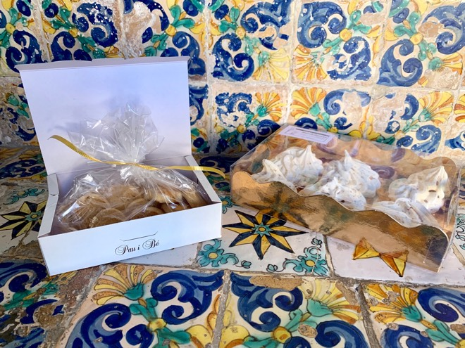 Kekse aus dem Kloster kaufen Palma de Mallorca