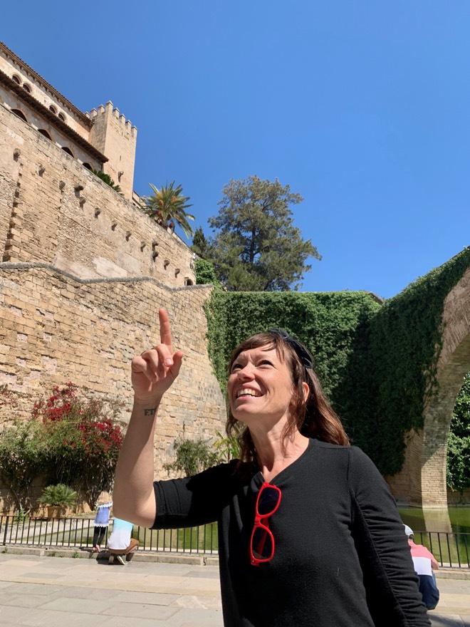 Mindful Mallorca Sylvia