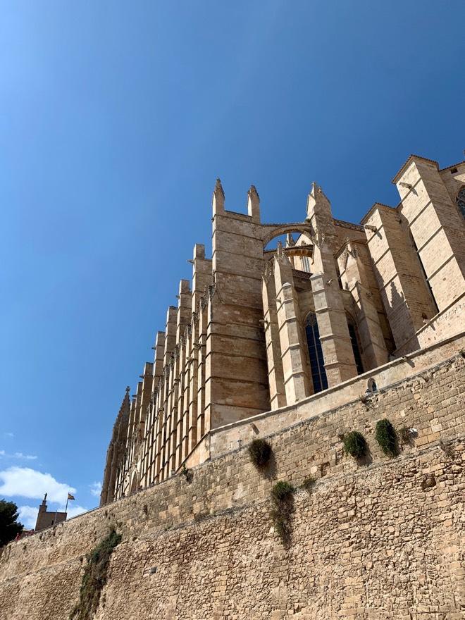 Kathedrale erkunden mit Mindful Mallorca