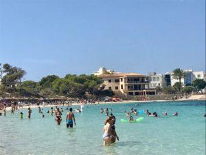 Badestrand Playa de Marques
