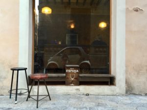 Bar Espana in Palma de Mallorca