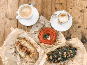 Frühstück auf mallorquin