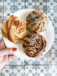 Zimtschnecken Palma Bread