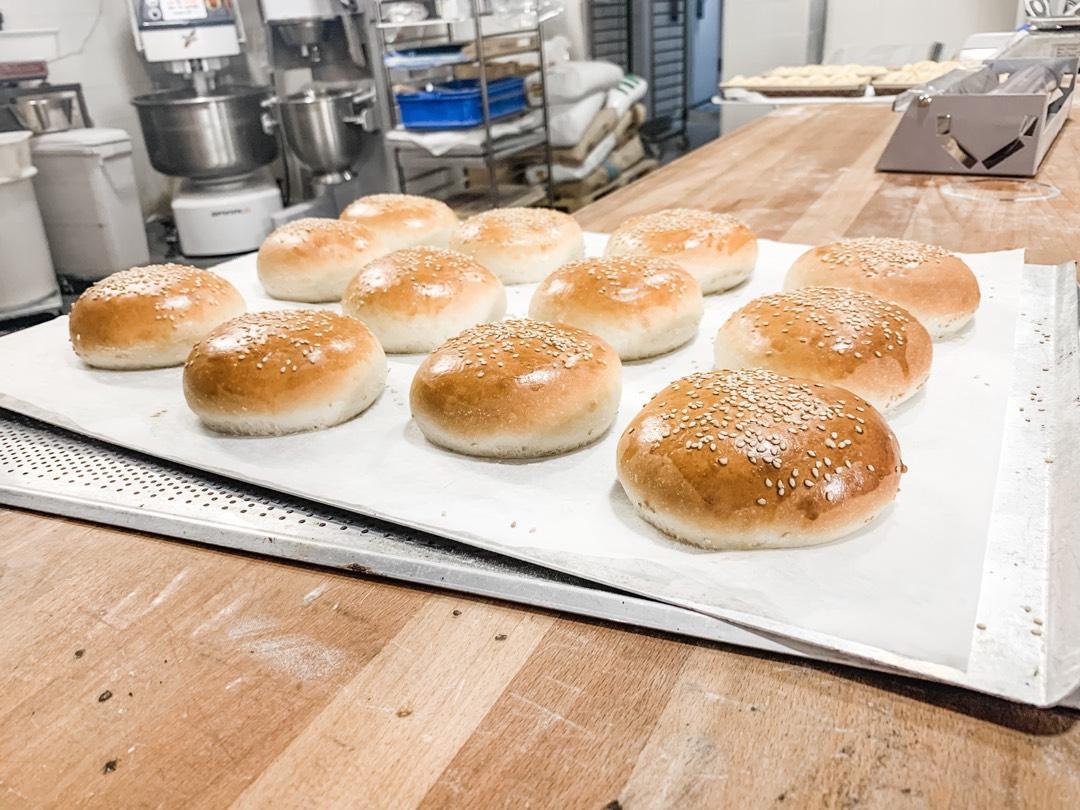 Brötchen bei Palma Bread