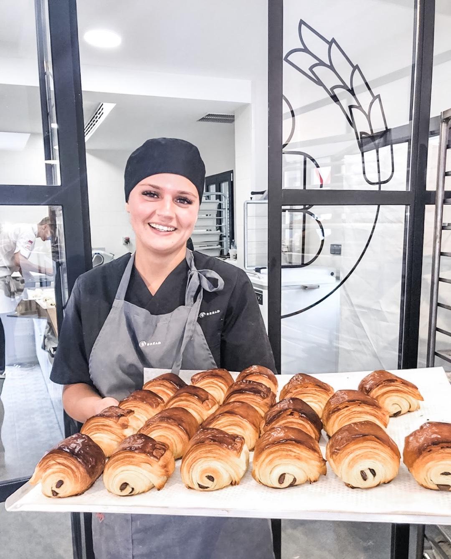 Frische Backwaren bei Palma Bread