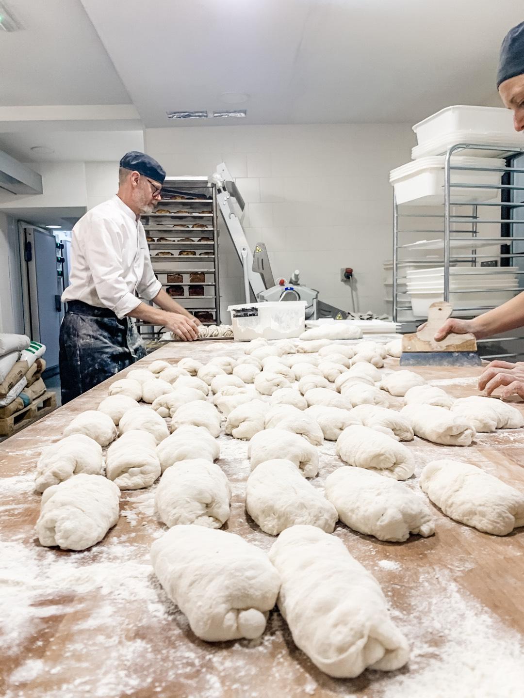 Backstube von Palma Bread