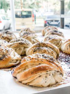 Kardamom-Schnecken bei Palma Bread