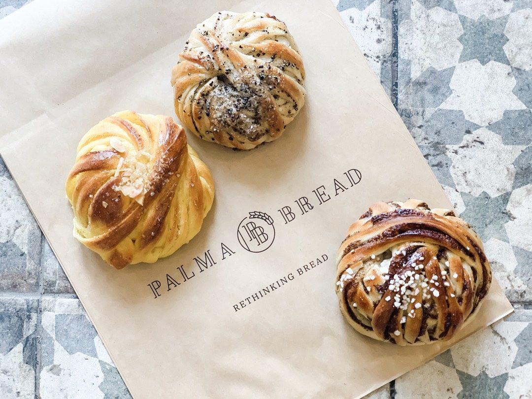 Palma Bread in Santa Catalina auf Mallorca