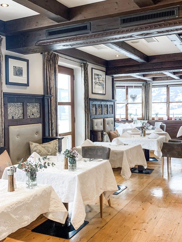 Restaurant im Sonnhof Alpendorf