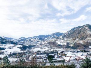 Ausblick Sonnhof Alpendorf