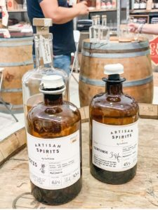 Artisan Spirits und Gin Eva Mallorca 2020