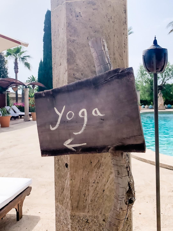 Yoga auf Mallorca 2020