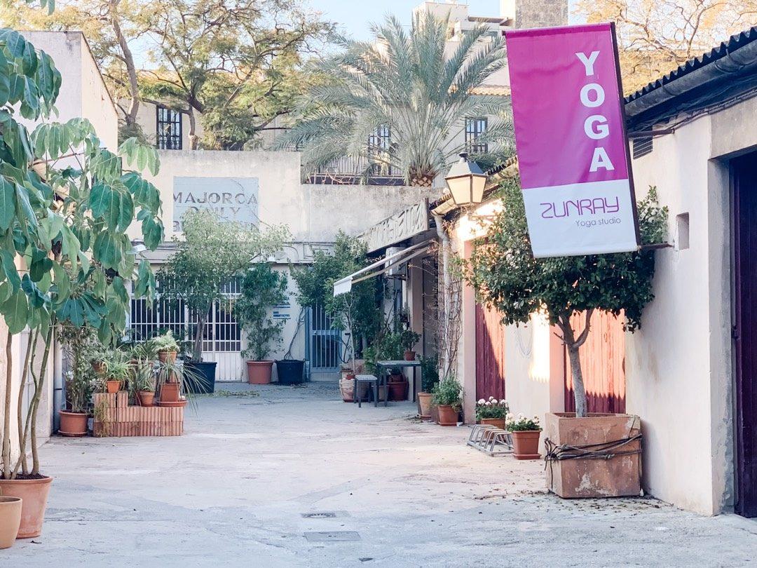 ZUNRAY Yoga Studio Altstadt Palma de Mallorca