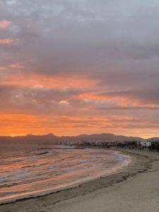 Sonnenuntergang Palma de Mallorca
