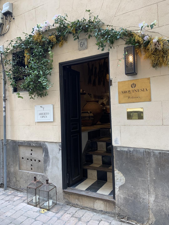 Shop Arquinesia Perfumes Mallorca