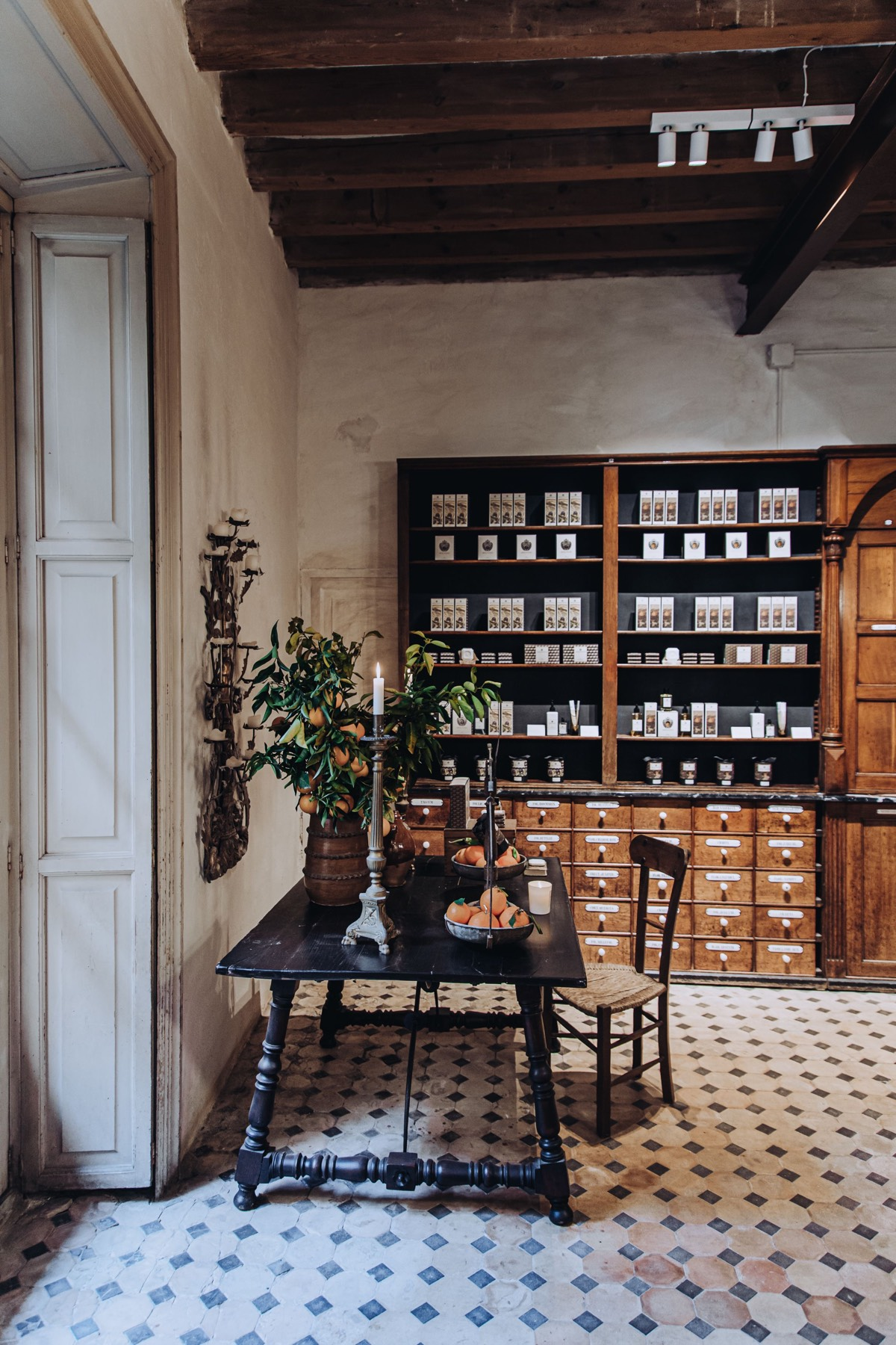 Ladengeschäft Arquinesia Perfumes Palma