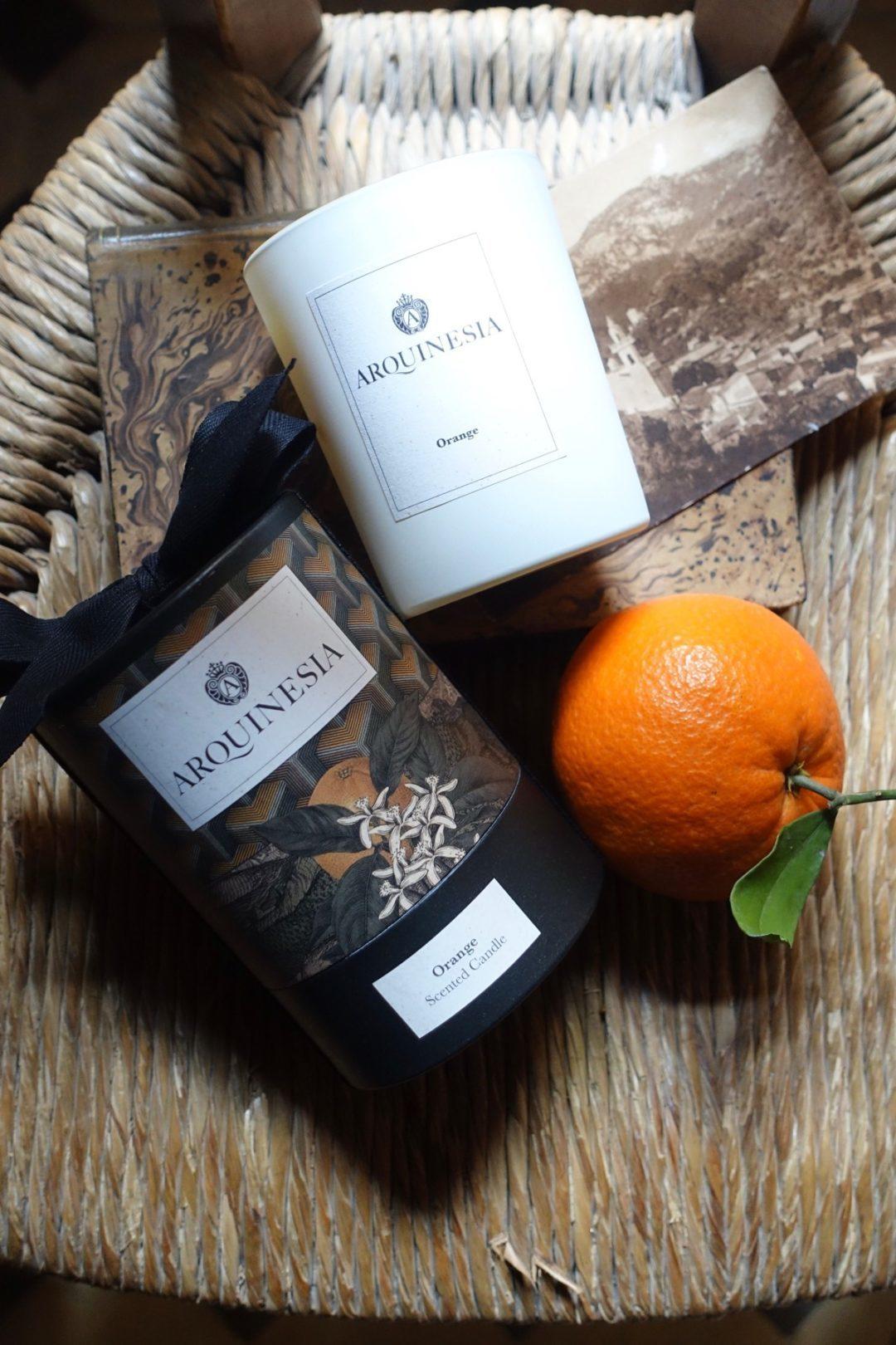 Arquinesia Perfumes Orange
