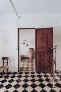 Räume von Arquinesia Perfumes