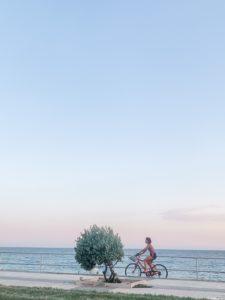 Radfahren ohne Maske auf Mallorca