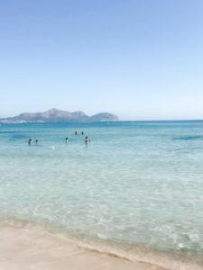 Die Playa de Muro zu Corona Zeiten
