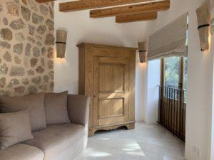 Schlafzimmer in Sa Cova