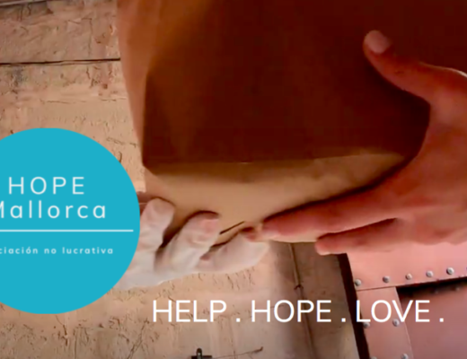 Der gemeinnützige Verein HOPE Mallorca in Santanyi hilft Menschen in Not in Zeiten von Corona