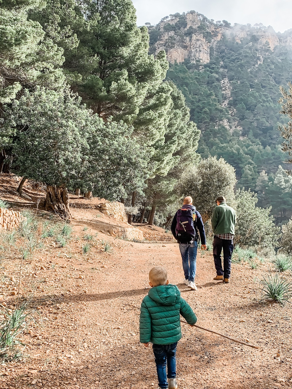 Familienausflug Son Moragues auf Mallorca
