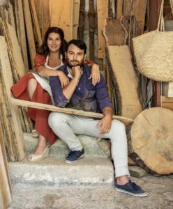 Maria und Álvaro von Con Alma Design