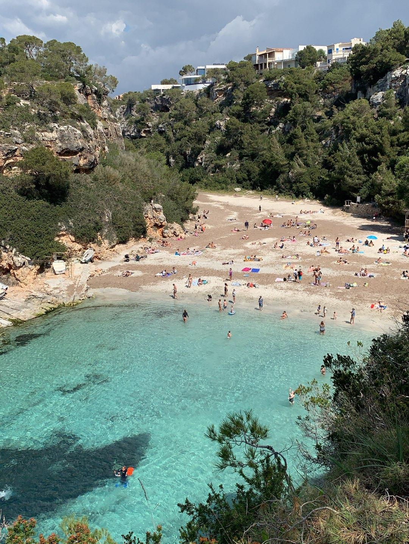 Cala Pi auf Mallorca