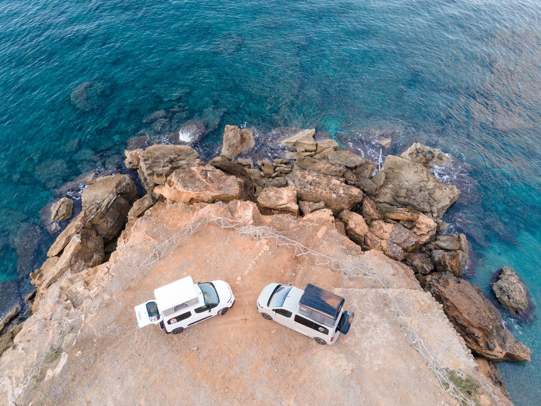 Lazy Bus auf Mallorca Camper mieten